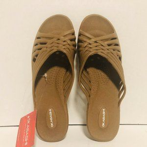 Okabashi Womens Slides Sandals Shoes Sz L 9.5-10.5